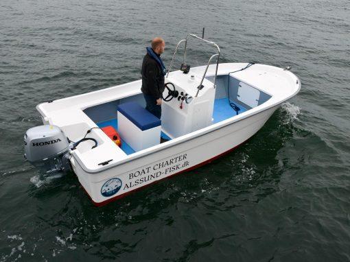 Udlejning af lystfisker både på Als - Sønderborg i Syddanmark